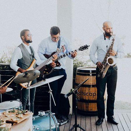 Ntsikelelo Jazz Band