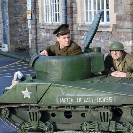 Mega Beast Productions - The Tank