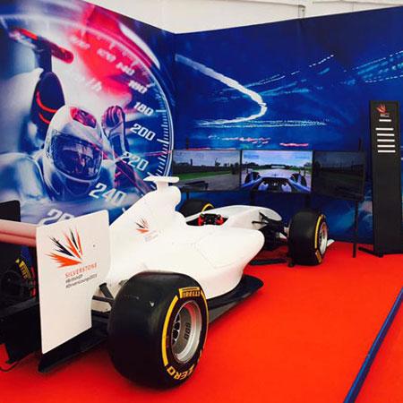 Events House - Racing Simulator