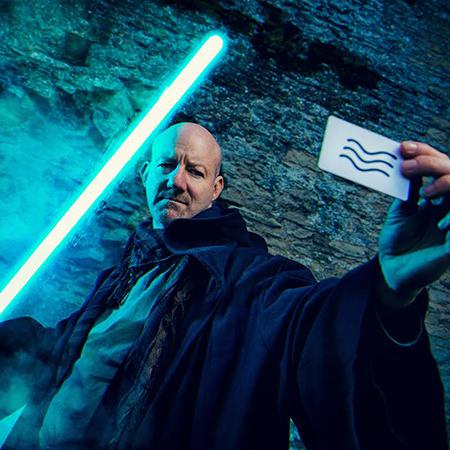 Ian Souch - Jedi Magician