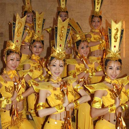 Thousand Hands Guan Yin (Qian Shou Guan Yin)