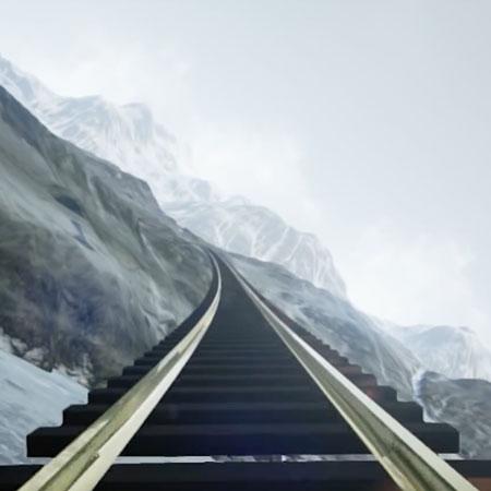 VR Delivr - Virtual Rollercoaster