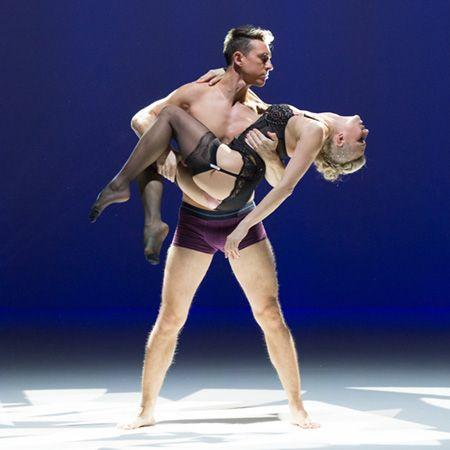 Klodi Dabkiewicz - solo / duo circus skills