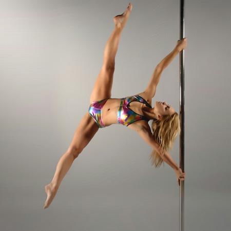 Cheryl Teagann - Pole Dance