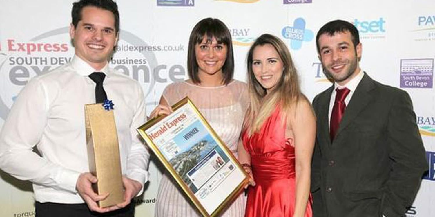 There's No Business Like Showbusiness For Award Winners Scarlett Entertainment!