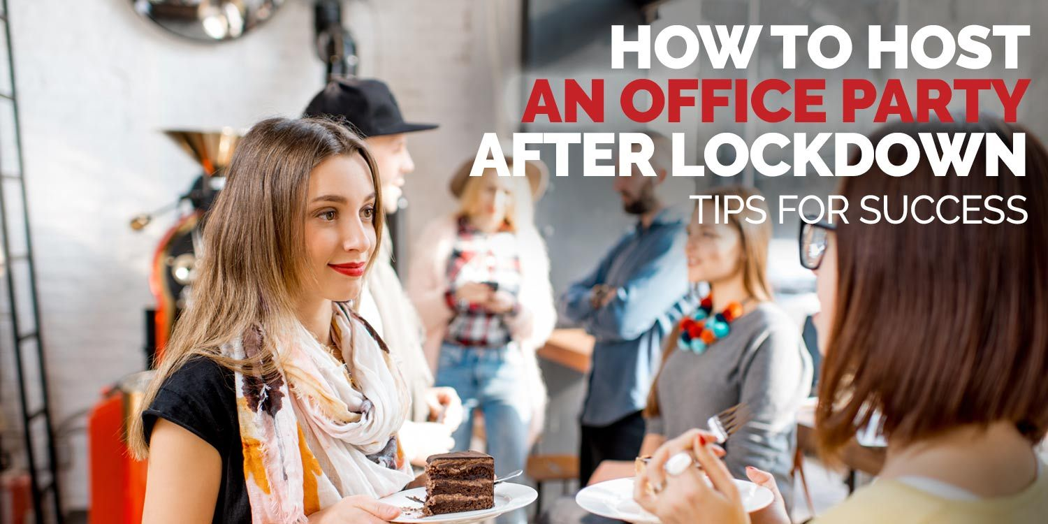 how-to-host-an-office-party