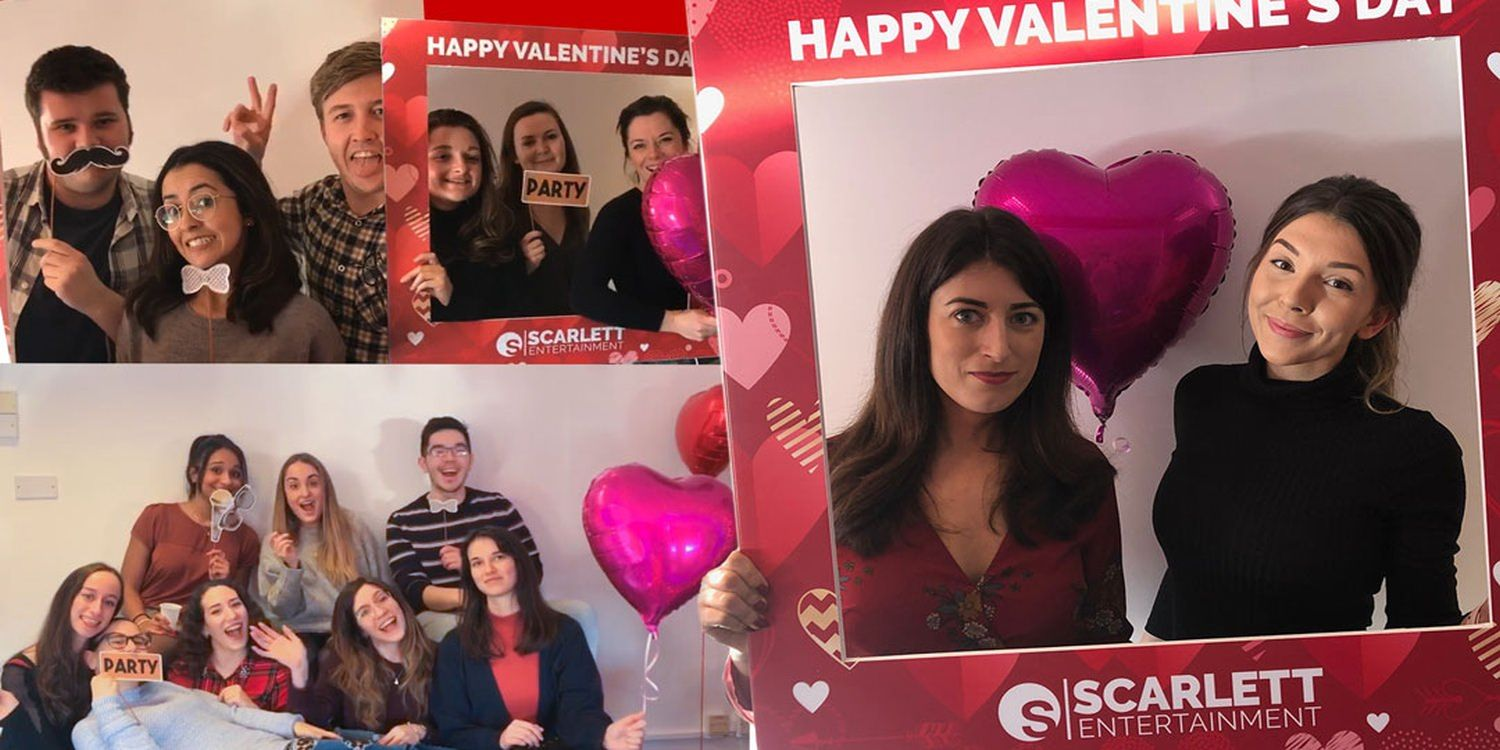 A Valentines Day Treat For Our Global Team