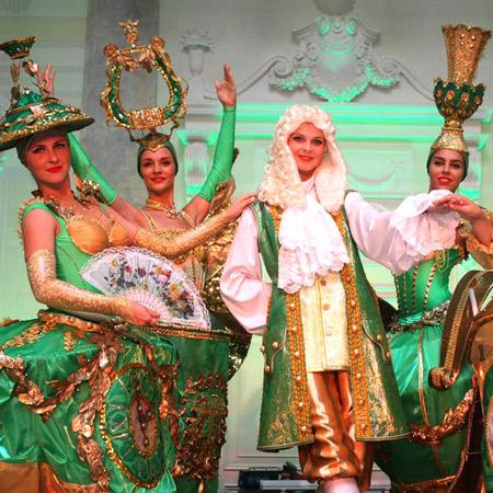 Show Ballet Antre - Empire
