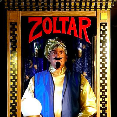 The Living Zoltar