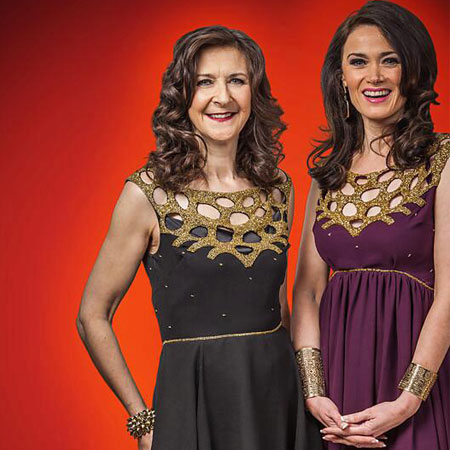 Carla and Barbara