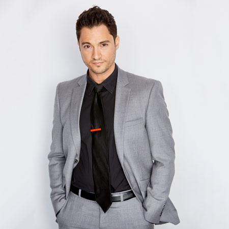 Host/Emcee Adam Kruger