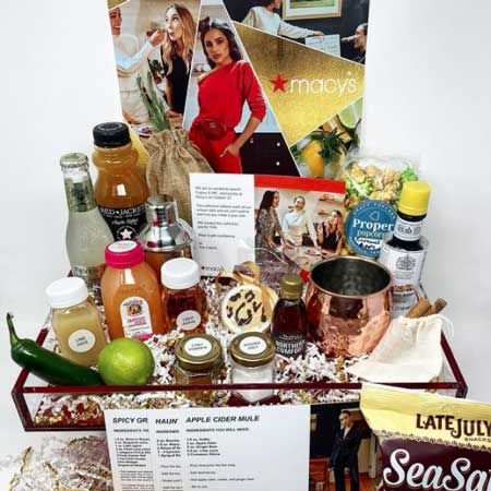 Mary Giuliani Catering and Events - Hampers