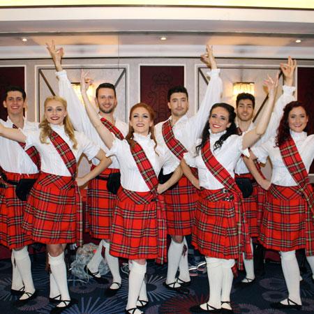 Scottish Dancers - Ultimate Event Dancers