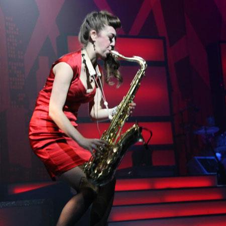 Marybeth Kern - Saxophonists