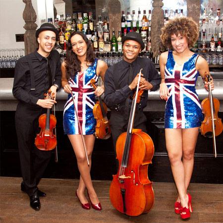 Urban Soul Orchestra - Best of British