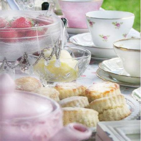 The Travelling Tea Party