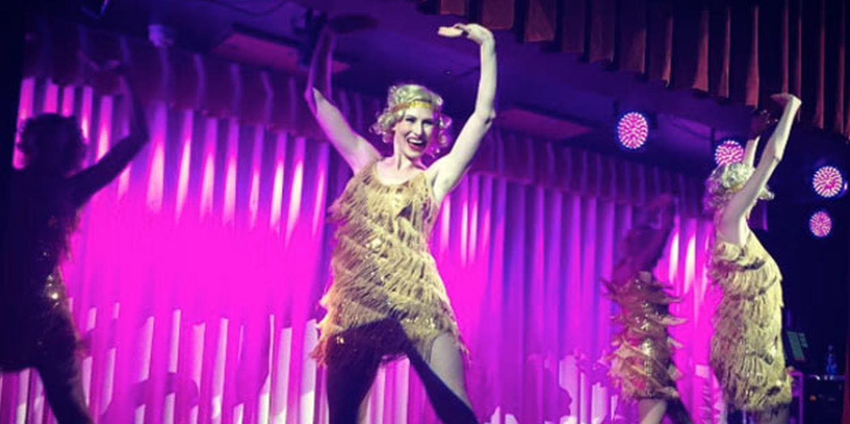 Great Gatsby Party Gets In Full Swing In London