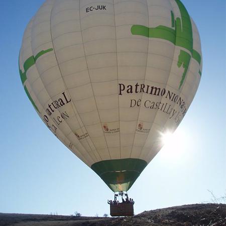 Aerotours - Natural parks, Flights over Salamanca
