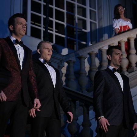 TJ Music- Pop / Opera Singing Show