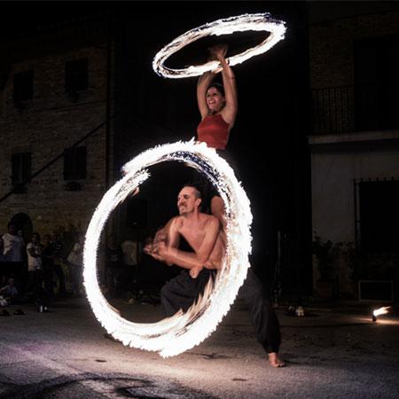 PyròVaghi - Fire Duo