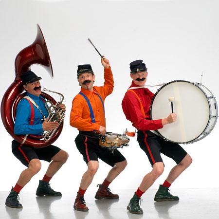 Funfare - Comedy Music Trio