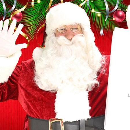 Adrian Hurley Santa