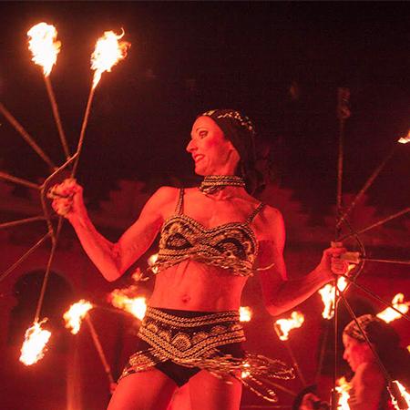 Dinamic Producción de espectáculos - Fire Act
