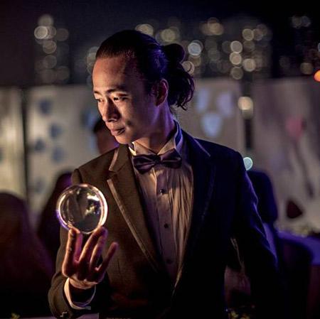 Chris Lam - Crystal Ball Chris