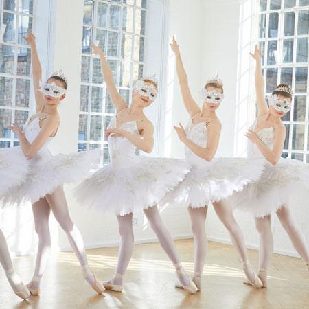 Sophie Adams Ballet Company - Masquerade