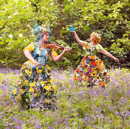 Sorcha Ra - Enchanted Spring and Summer Duo