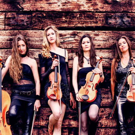 La Finesse - String Quartet Bavaria