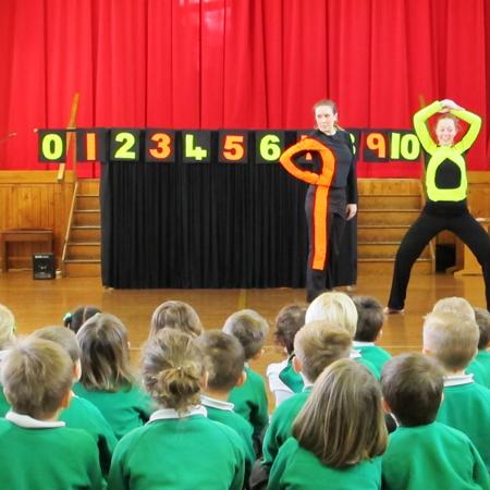 Dancing Maths - Family Show