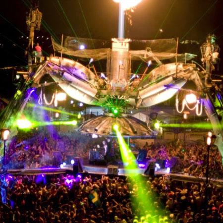 Arcadia Spectacular - Spider Spectacular