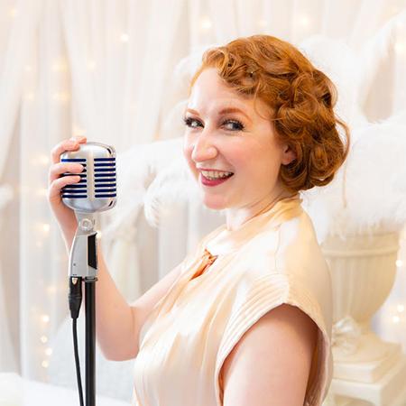 Nightingale Music - Vintage Female Singer