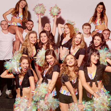 ZR London Dance Company - Cheerleaders