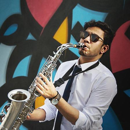 Ashish Christian - Multi-instrumentalist