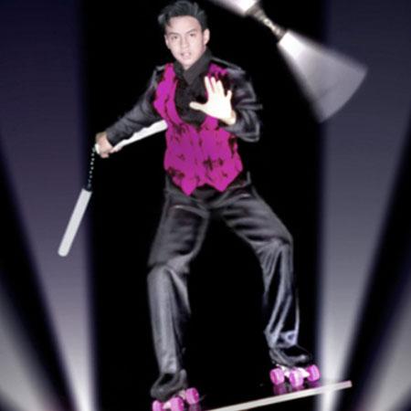 Show Medias - Roller Skate Show