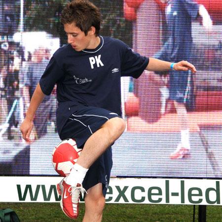UK Football Freestyle