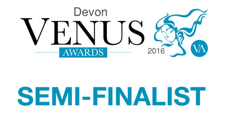 CEO Rebecca Marks Reaches Semi-Finals Of Venus Awards Devon 2016