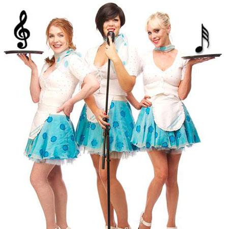 The Singing Waitresses