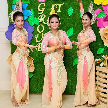 Cool Steps Dance Studio - Traditional Dancers Sri Lanka