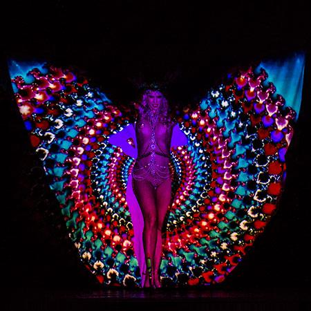 Le Bouge Neon - Multimedia Wings