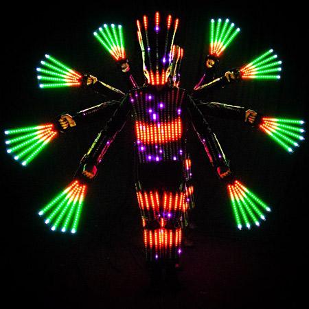 Triumph Events - LED Tron Dance