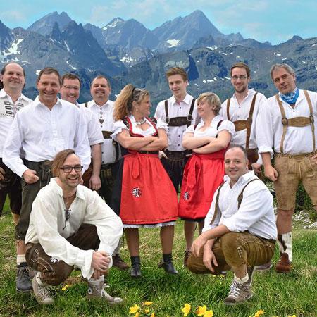 Oktoberfest Band Himmeltaler