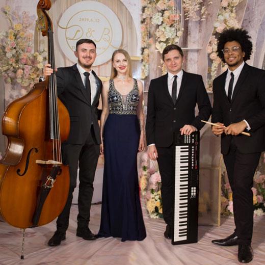 Blue Lime Jazz Quartet