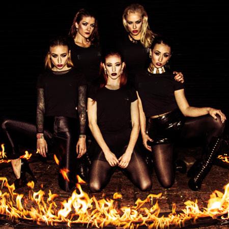 Black Fire Girls