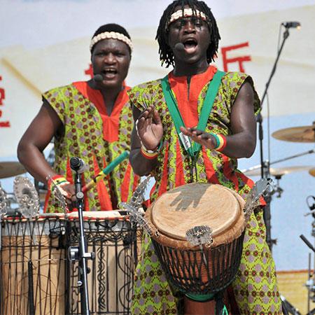 Oualmii Sooj African Drum & Dance Academy