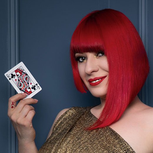 Laura London - Magician