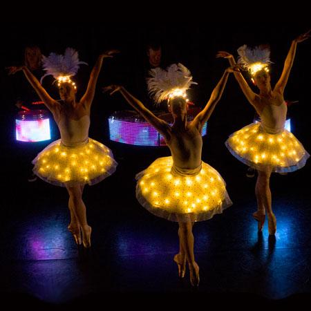 Box 9 LED Ballet Beats