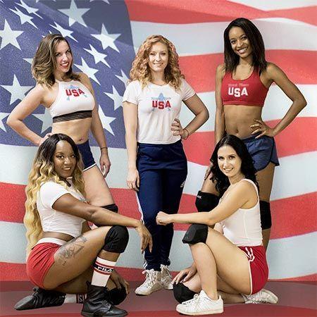 Twerk Team USA